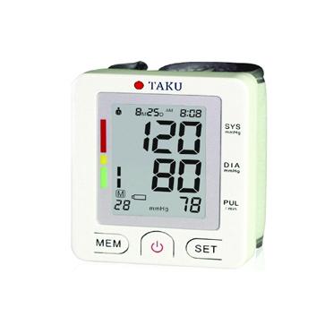 Monitor de Presion Arterial de Muneca TAKU Codigo 60EH