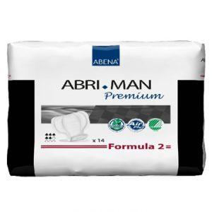 Apósito de incontinencia masculino ABRIMAN FÓRMULA 2