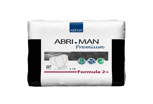 Aposito de Incontinencia Masculino ABRIMAN FORMULA 2